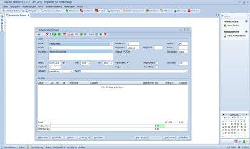 EasyMet, die Software für Handwerker / Arbeitszeiterfassung