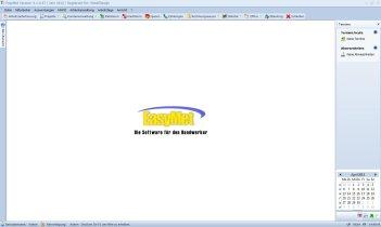 EasyMet, die Software für Handwerker / Startseite